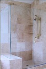 Frameless Shower Door Installation Va Reston Herndon Glass